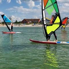 Windsurfen für Kinder und Jugendliche