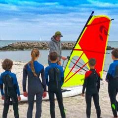 Surfkurs am Geburtstag