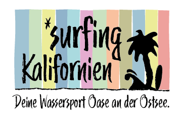 surfing Kalifornien