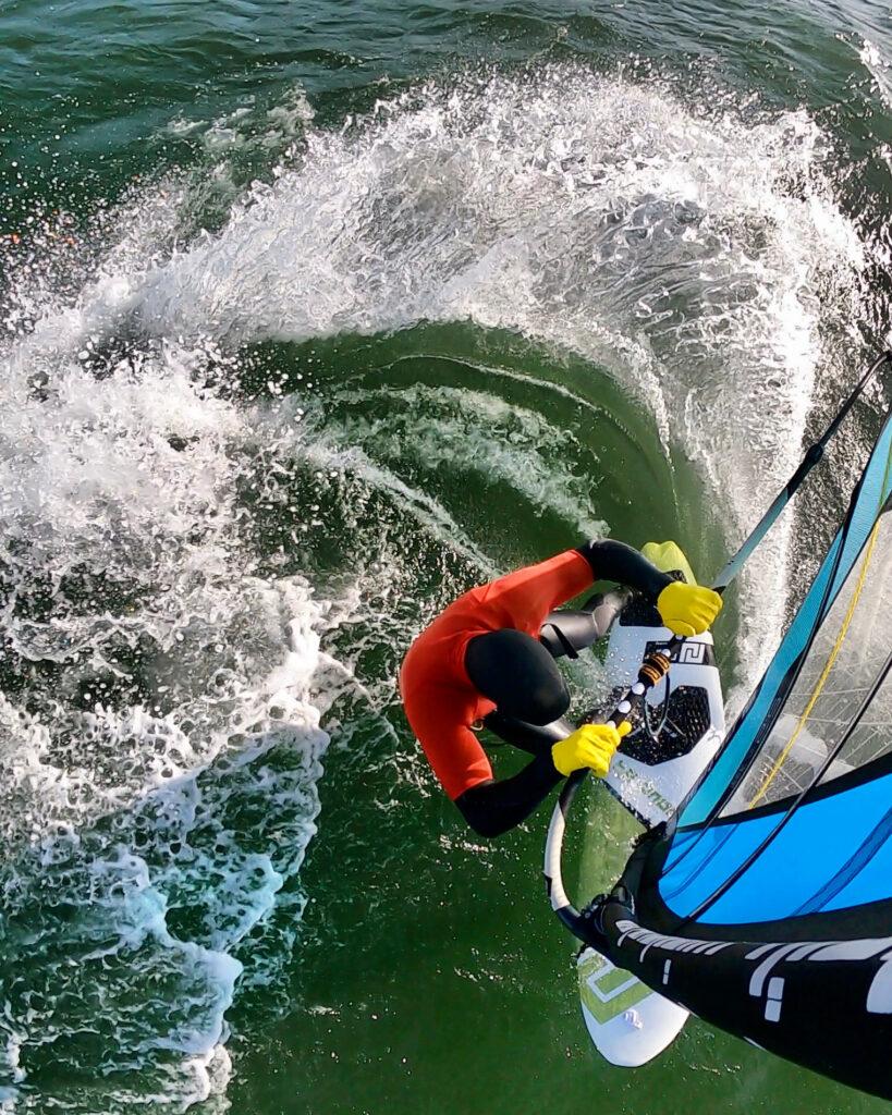 Patrik Windsurf